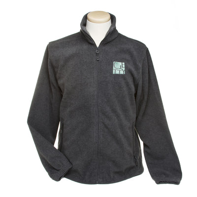 Fleece Wordmark Jacket