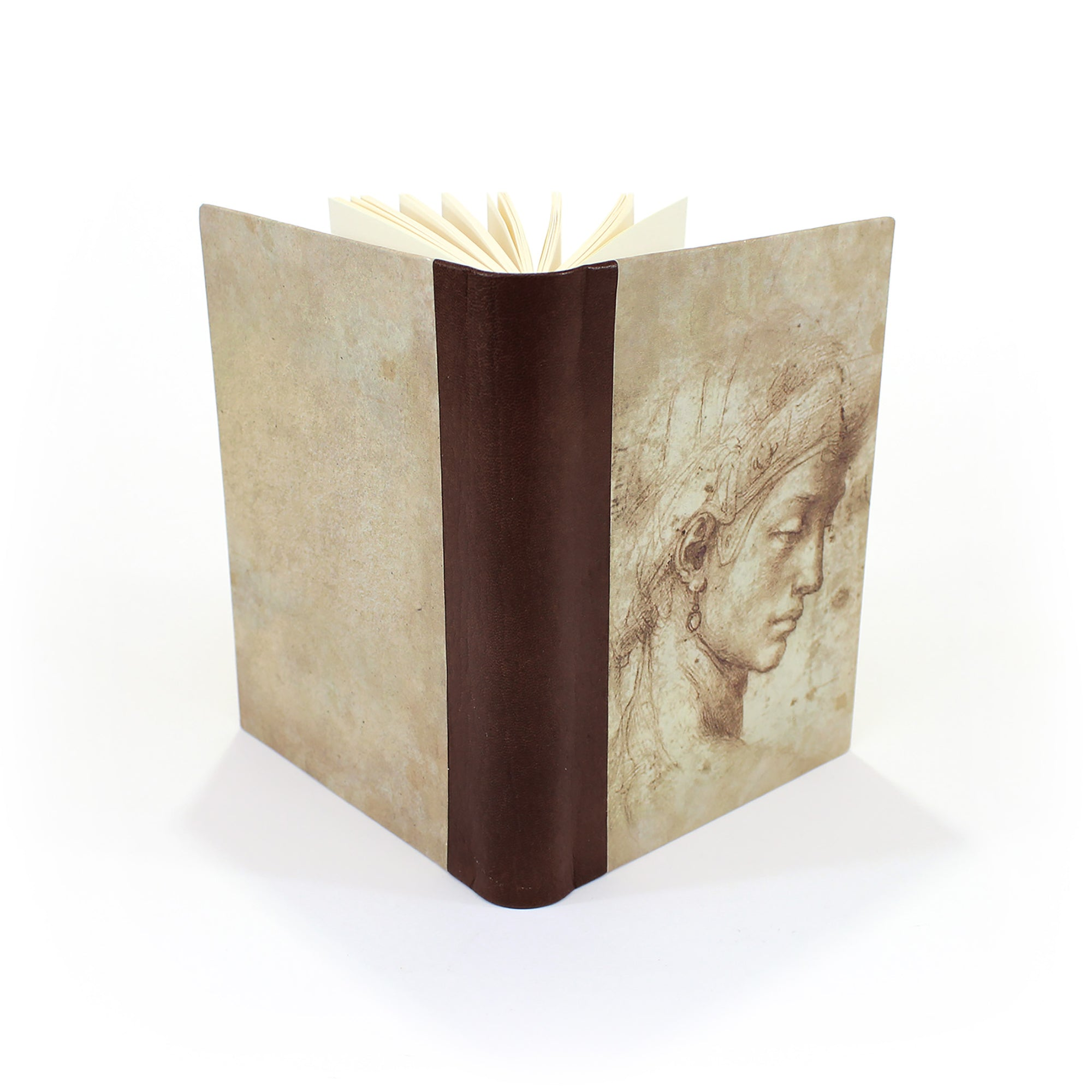 Leather Journal- Michelangelo's Ideal Face | Getty Store
