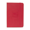 Getty Wordmark Journal-Pocket Size- Red | Getty Store
