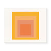 Josef Albers Notecard Box
