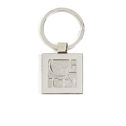 Getty Wordmark Keychain