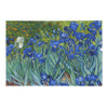 Van Gogh Irises Lens Cloth + Postcard | Getty Store
