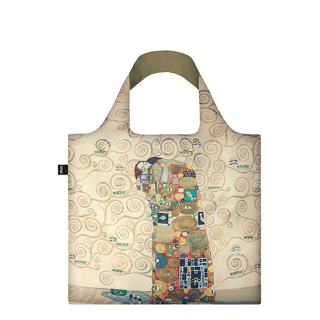Tote Bag  - Klimt's <i>Fulfillment</i>