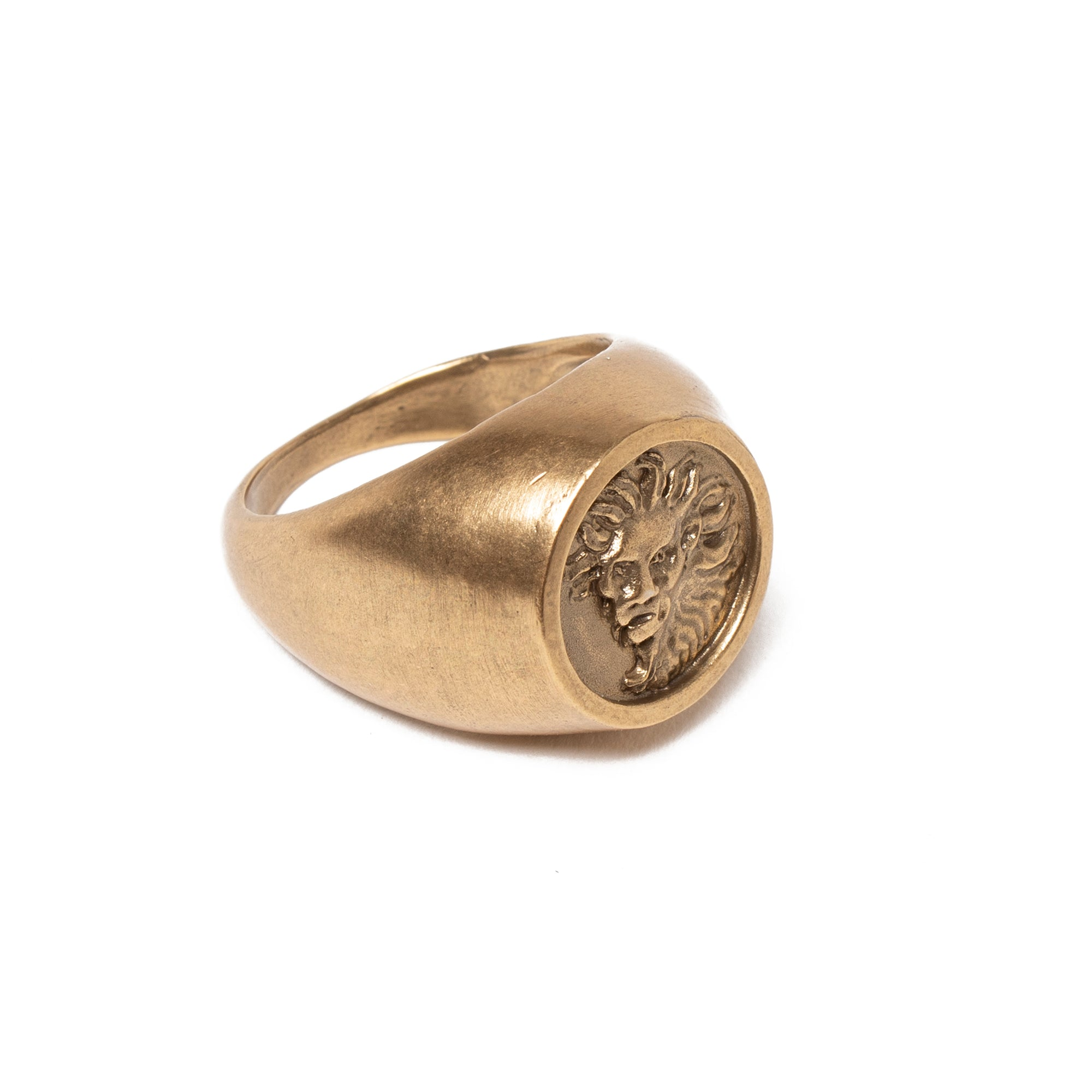 Lion Signet Ring | Getty Store