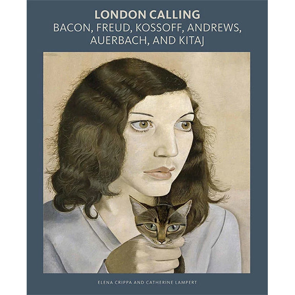 London Calling: Bacon, Freud, Kossoff, Andrews, Auerbach, and  | Getty Store