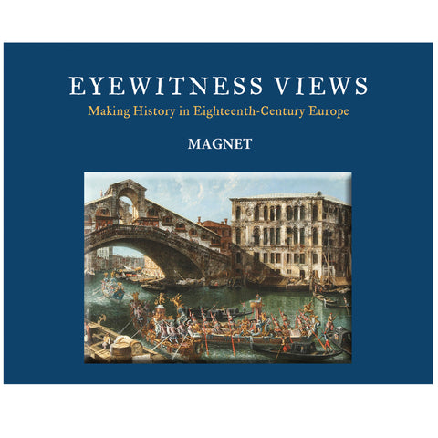 Packaged Magnet - Marieschi - The Rialto Bridge