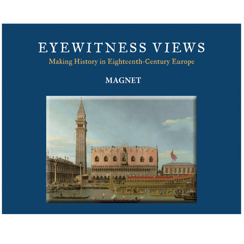 Packaged Magnet - Canaletto - The Bucintoro at the Malo