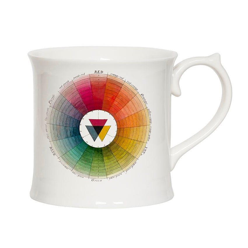 Color Wheel Mug | Getty Store