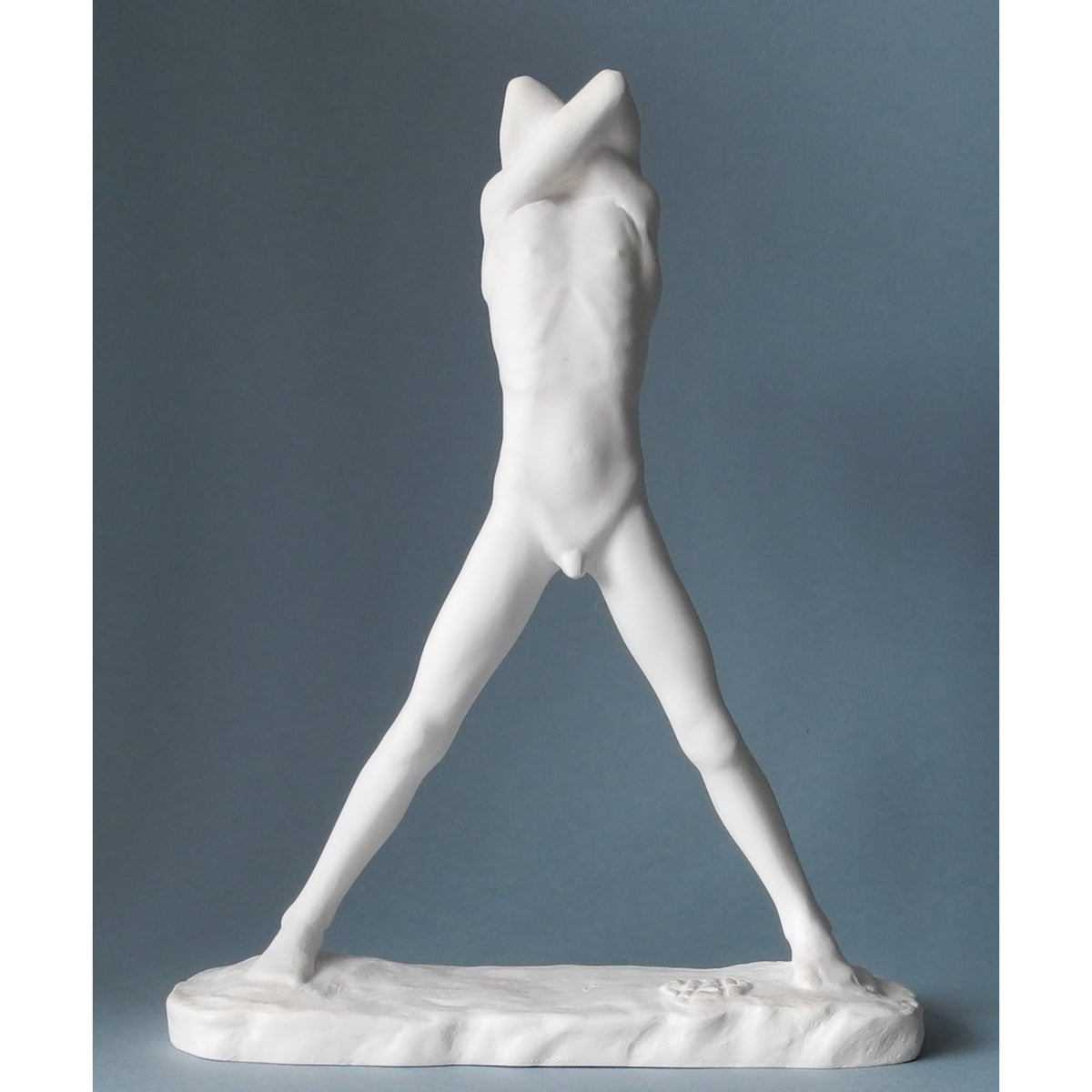 Adolescent by George Minne Sculpture Reproduction | Getty Store