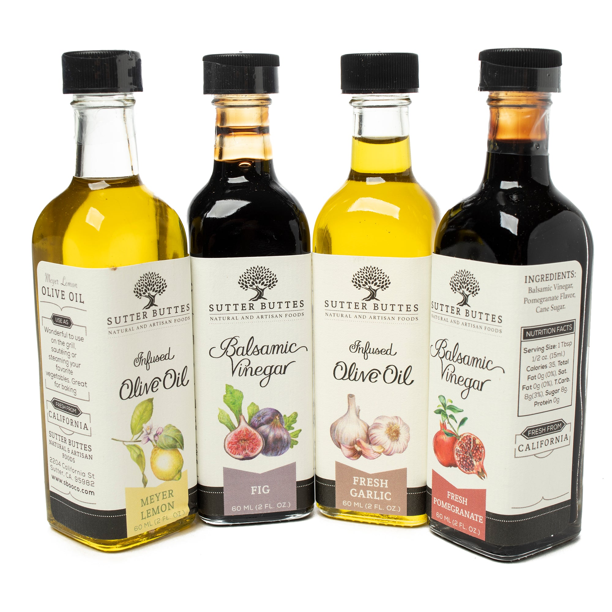 Mini Sampler Gift Set - Olive Oil and Balsamic Vinegar | Getty Store