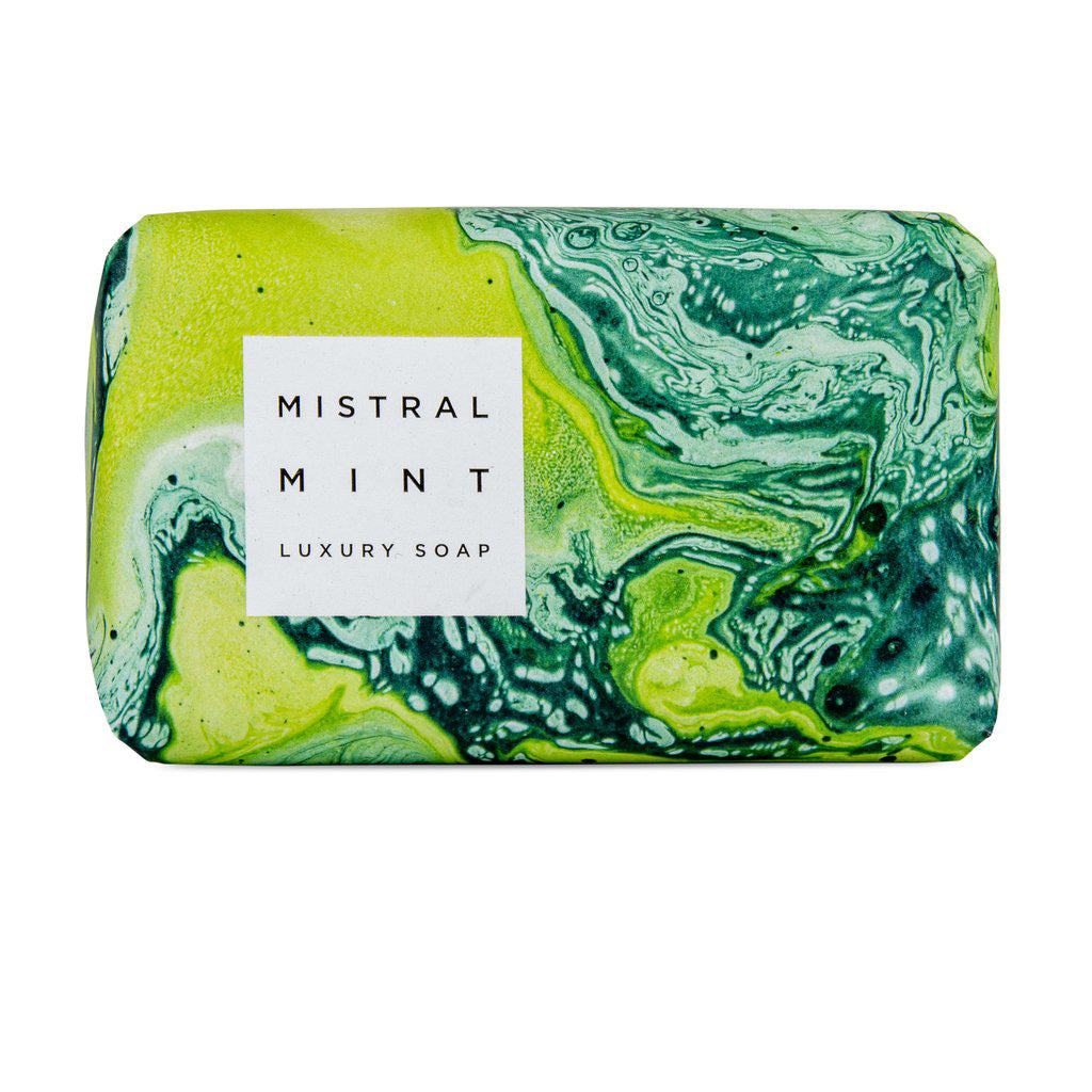 Mint Marble Gift Soap