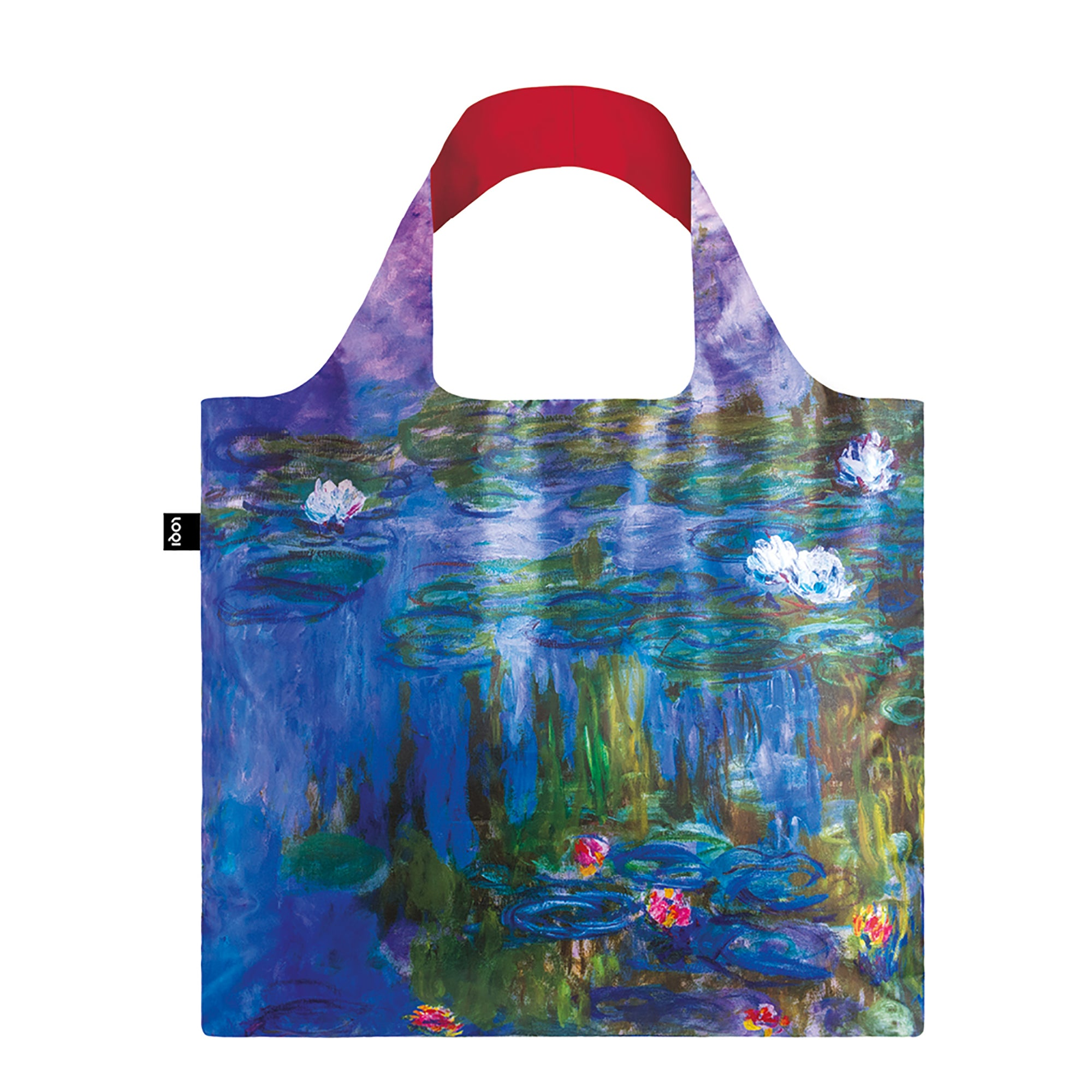 Tote Bag  - <i>Water Lilies</i> by Claude Monet