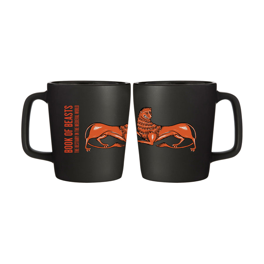 Book of Beasts Exhibition Mug