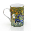 Exclusive Getty <i>Irises</i> Gift Set - Silk Scarf & Mug