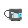 Getty Museum Entrance Mug | Getty Store