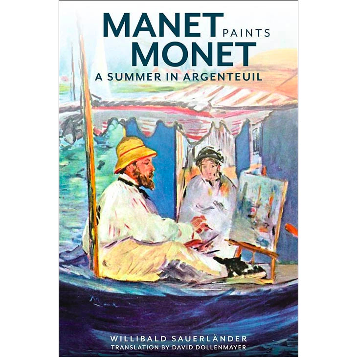 Manet Paints Monet: A Summer in  | Getty Store