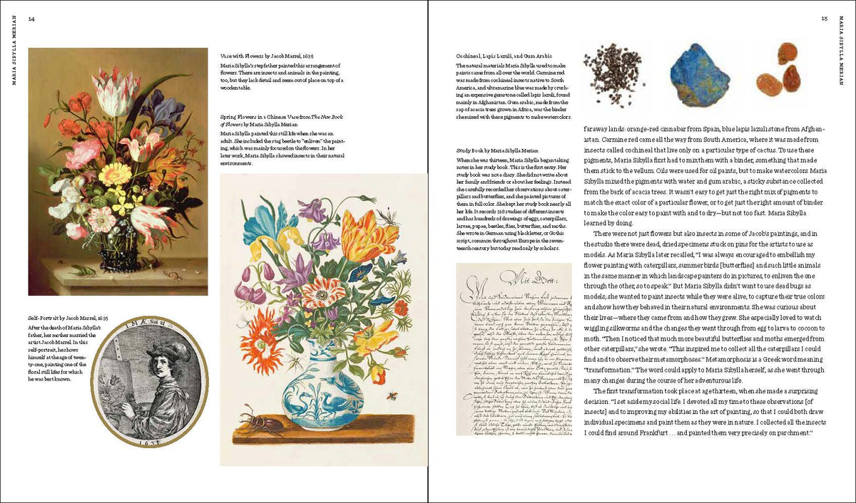 Maria Sibylla Merian: Artist, Scientist, Adventurer | Getty Store