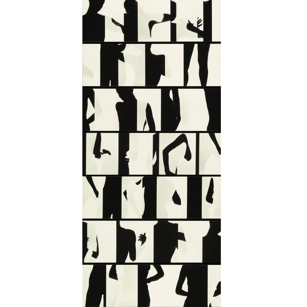 Metzker Silk Scarf- shown in full | Getty Store