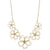 Contour Flowers Necklace | Getty Store