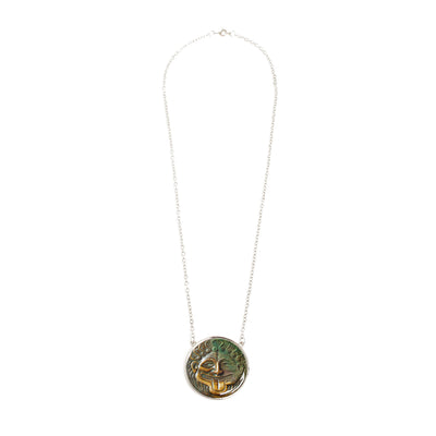 Medusa Pendant Necklace