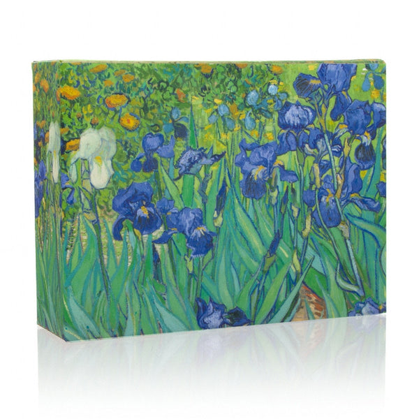 <i>Irises</i> Boxed Note Cards