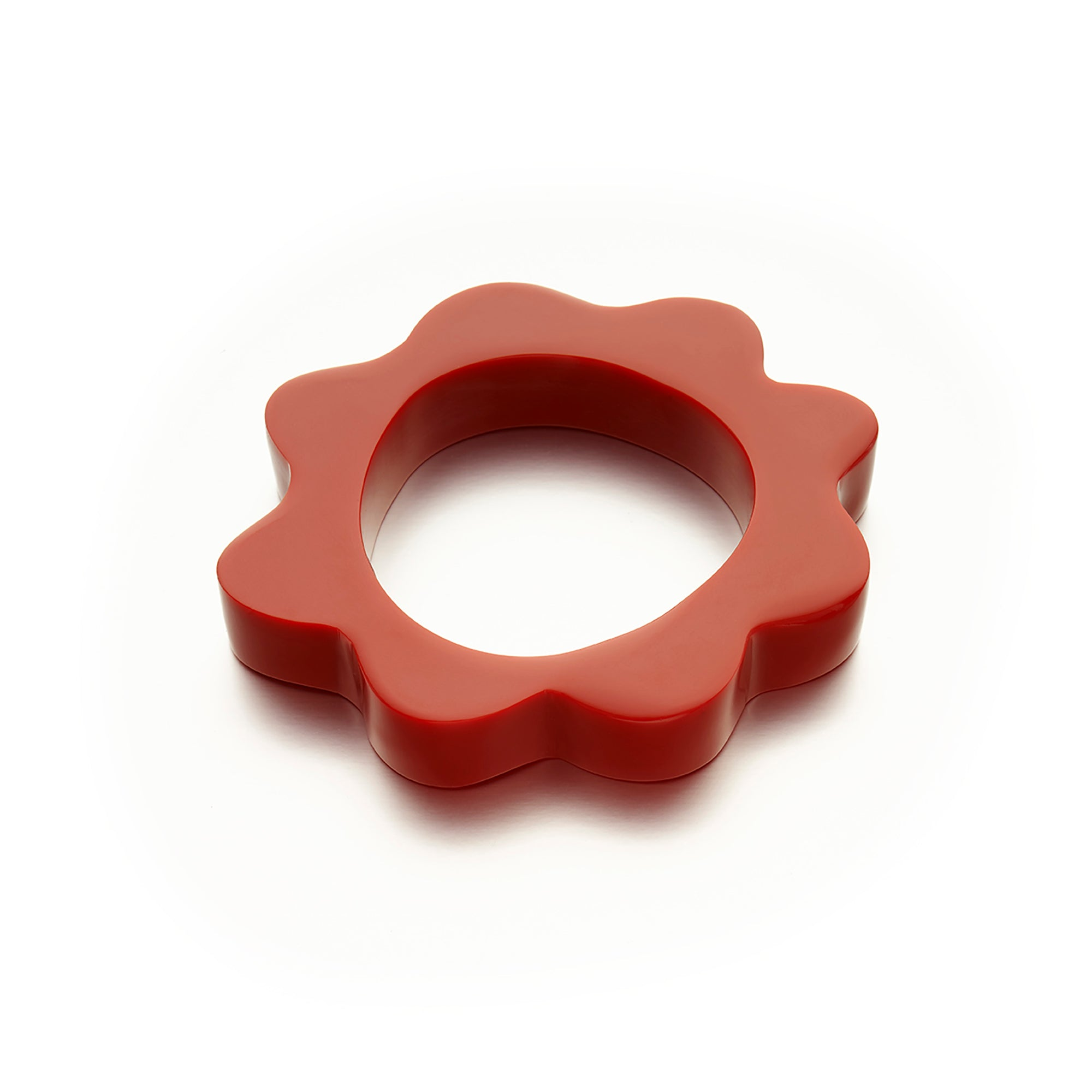Red Splat Bangle | Getty Store