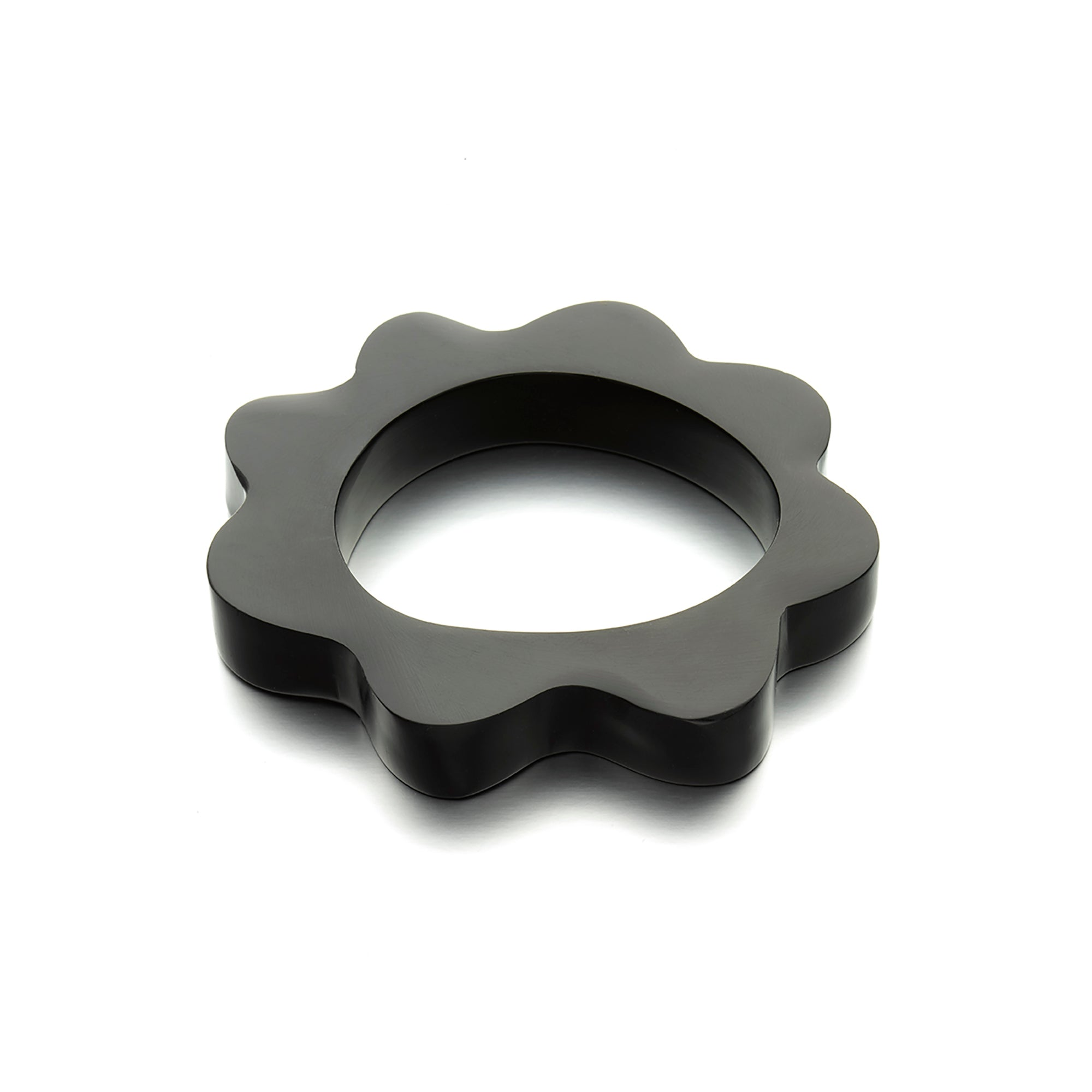 Black Splat Bangle | Getty Store