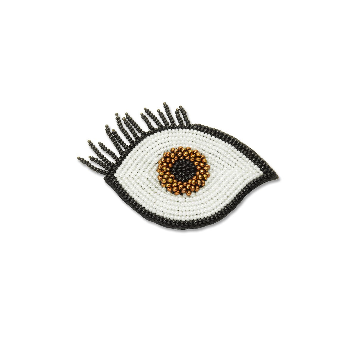 Brown Eye Patch | Getty Store