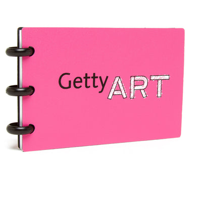 Getty Art Notepad