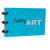 Getty Art Notepad, Blue Notepad | Getty Store