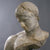 Discophorus Bust Sculpture front view | Getty Store