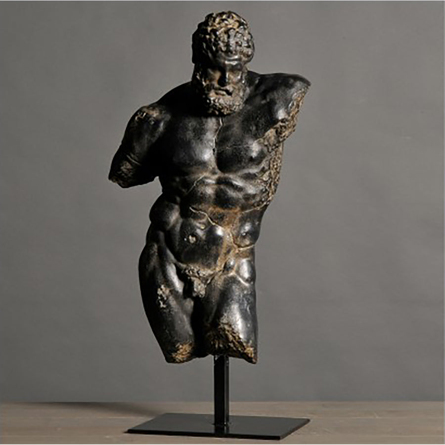 Torso of Hercules Sculpture