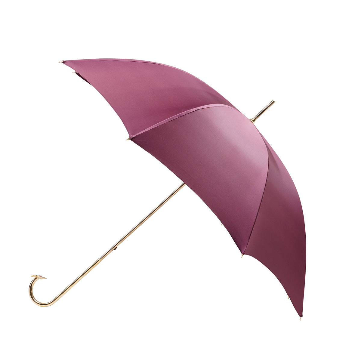 Botanical Illuminations Umbrella - Maroon