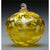 Handblown Glass Ornament - Honey