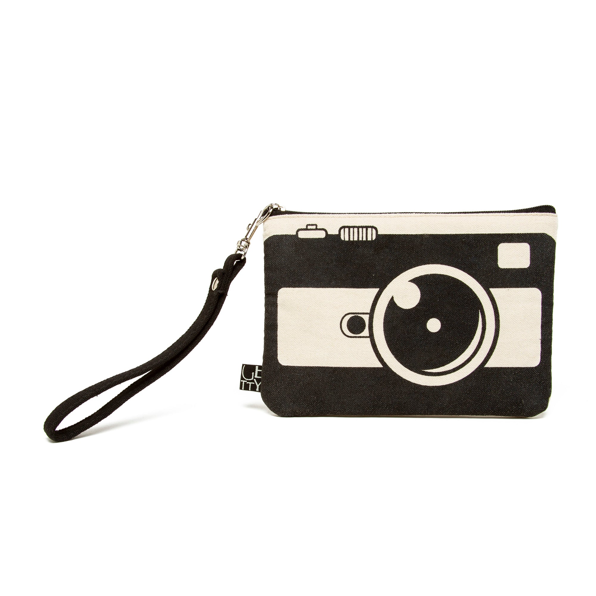 Camera Zippered Pouch