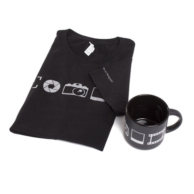 Getty Gift Set - Photo Icons T-Shirt and Mug