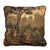 Chateau of Monceaux/Month of December-Tapestry Pillow | Getty Store
