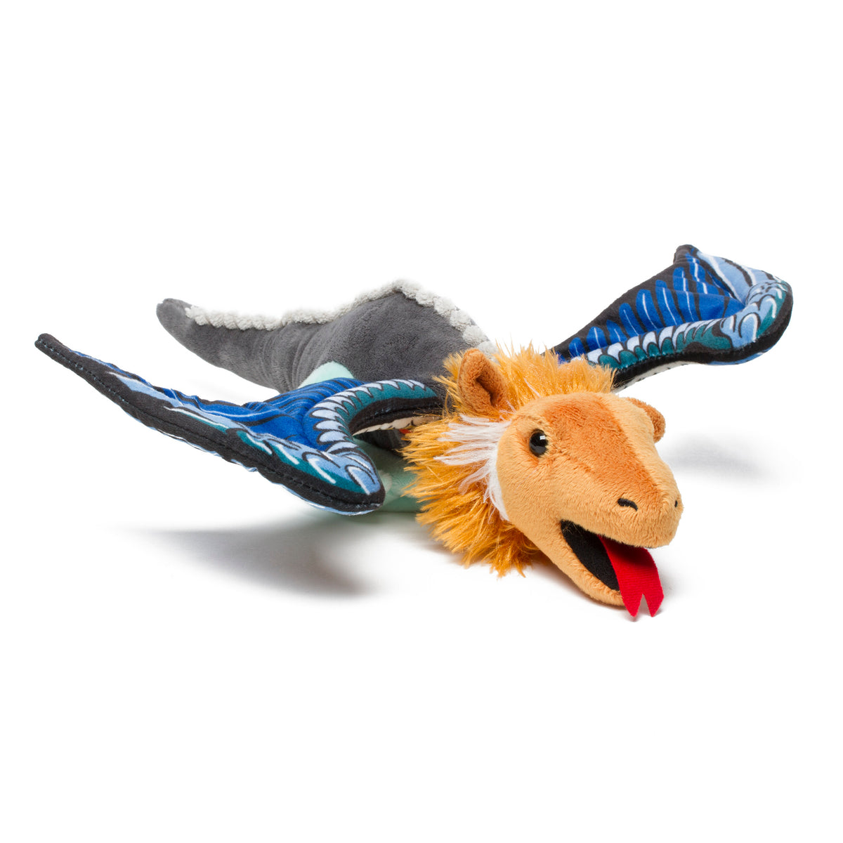Plush Dragon Inspired by Illuminated Manuscript Bestiary  | Getty Store