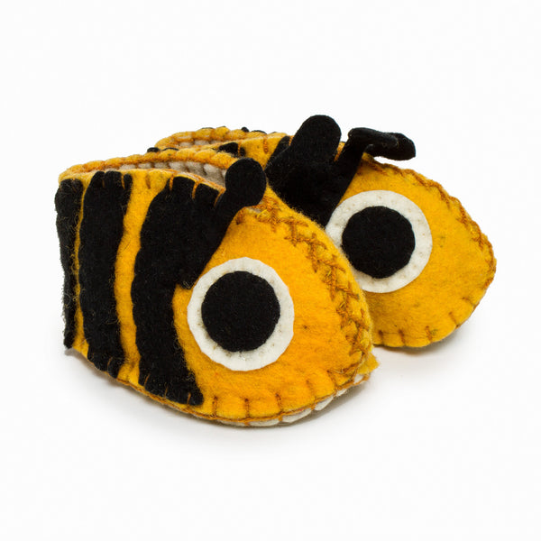 Baby Shoes - Bumblebee
