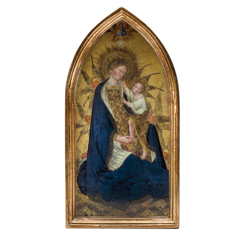 Branchini Madonna Alterpiece Reproduction
