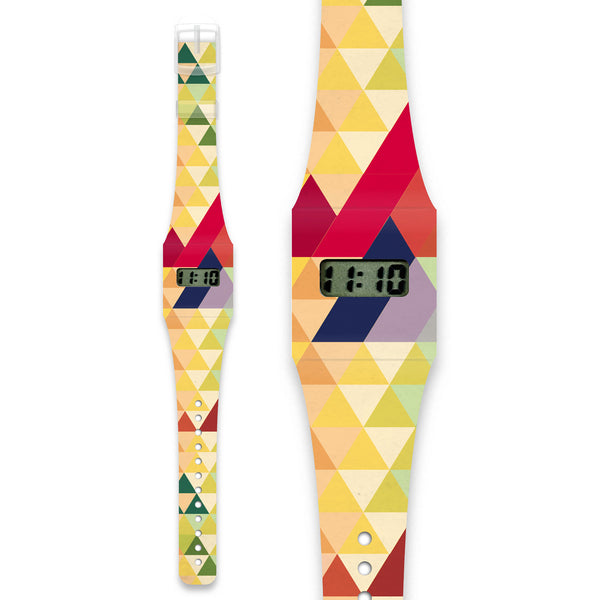 TYVEK Watch - Woody