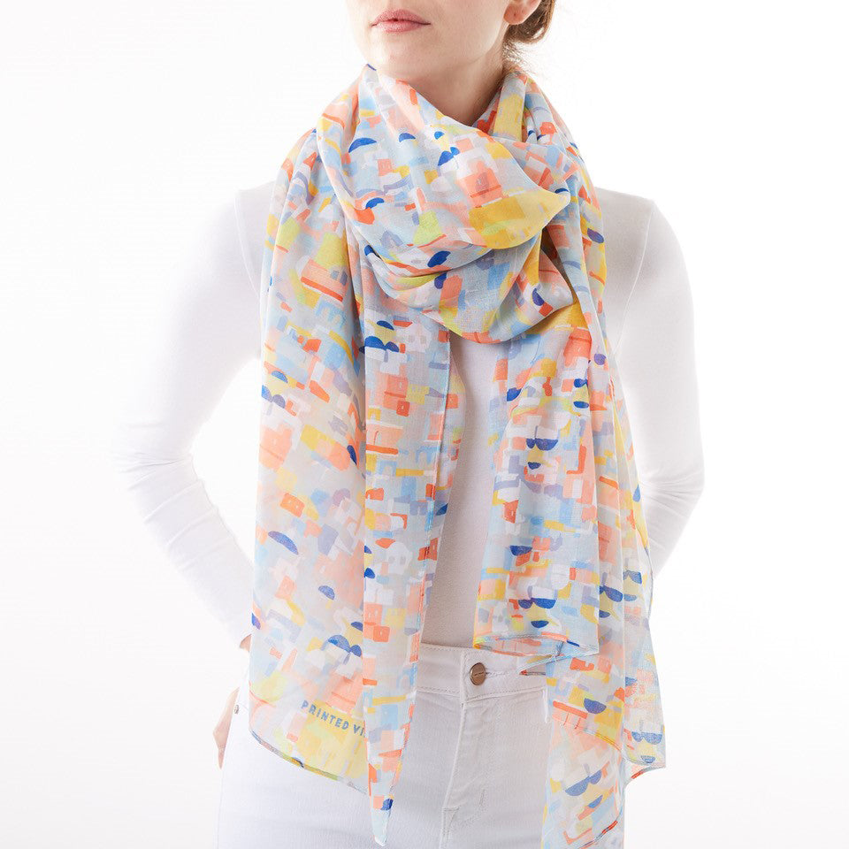 Santorini Scarf | Getty Store