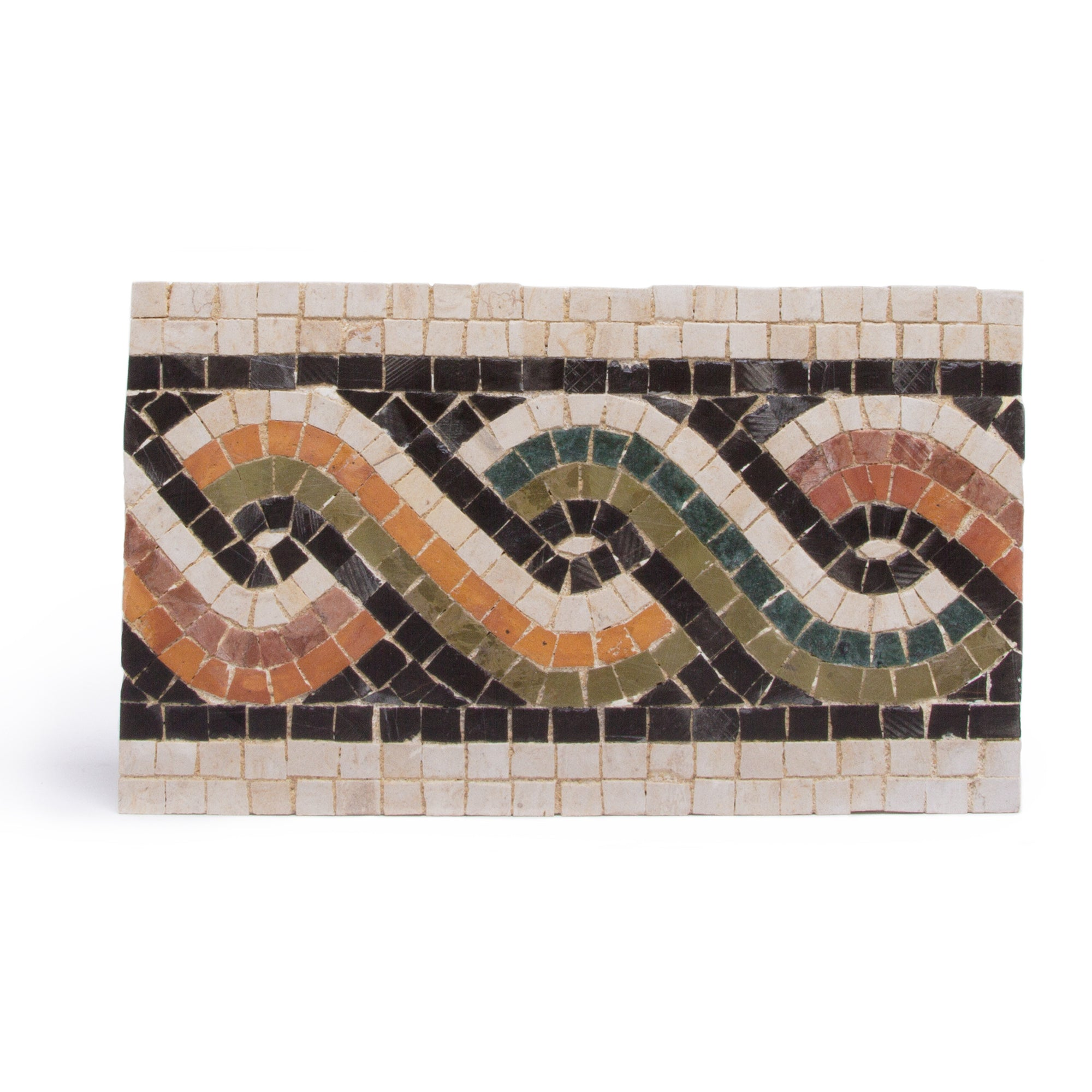 Mosaic Border Reproduction | Getty Store