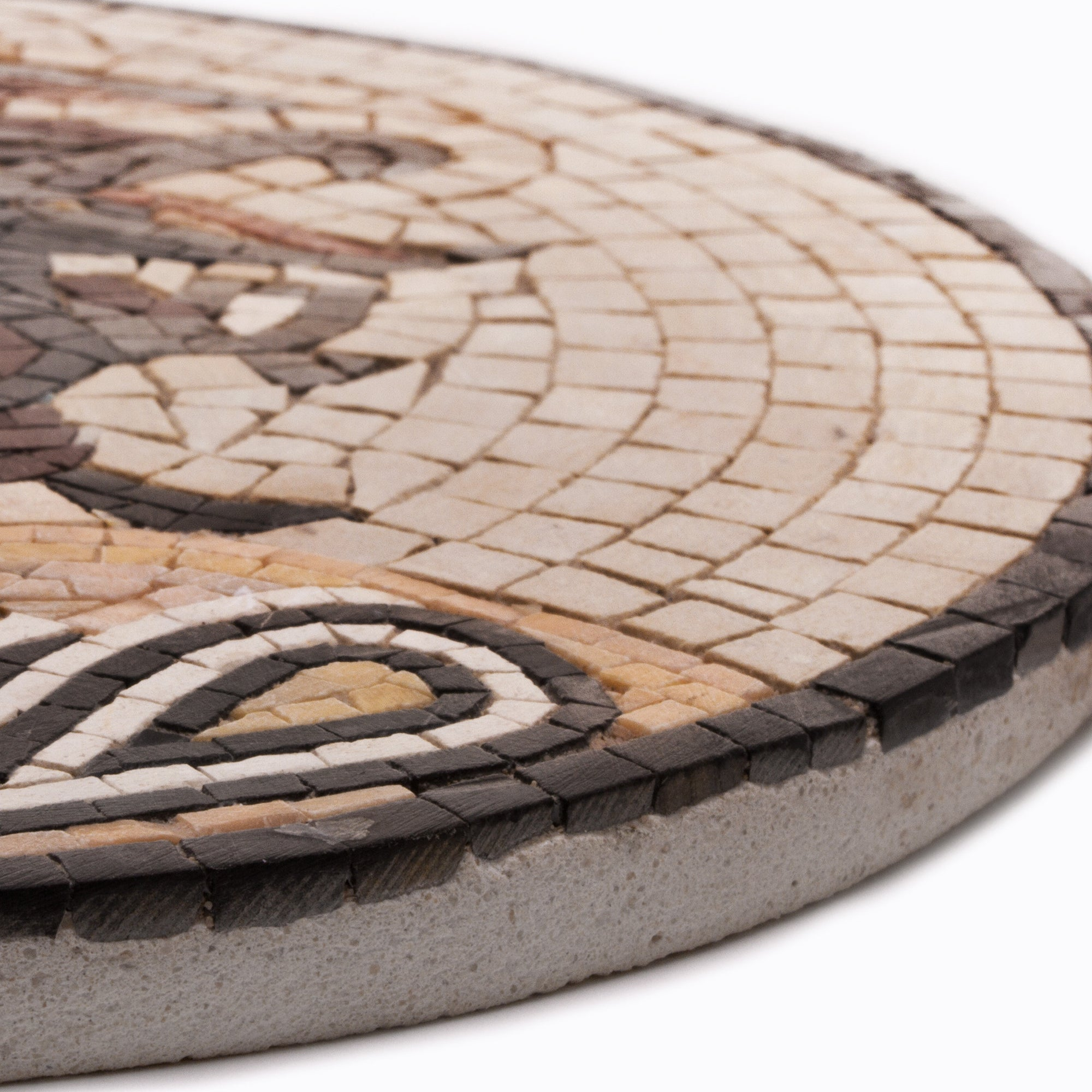 Medusa Mosaic Floor Reproduction | Getty Store