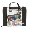 Art Set for Coloring in Carry Case