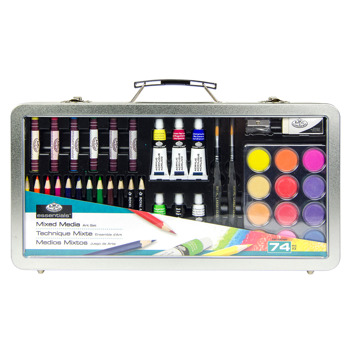 Mixed Media Art Set | Getty Store