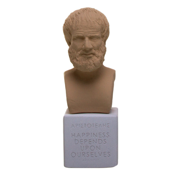 Sculpture Aristotle
