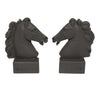 Greek Horse Bookends Set