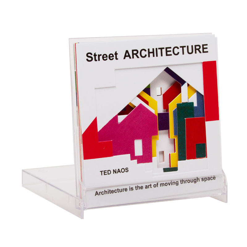 Street Architecture Puzzle game