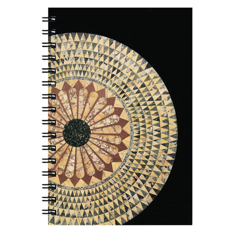 Herakles Mosaic Floor Sketchbook